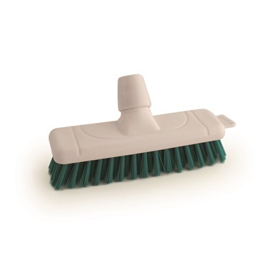 230mm Stiff Bristle Floor Scrubber