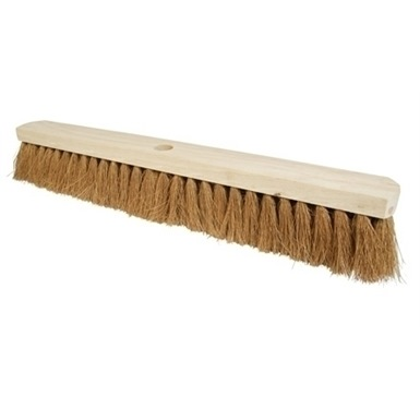"24"" Coco Platform Broom Head"