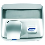 2500W Touch Free Hand Dryer Stainless Steel - HD-2522-SIL