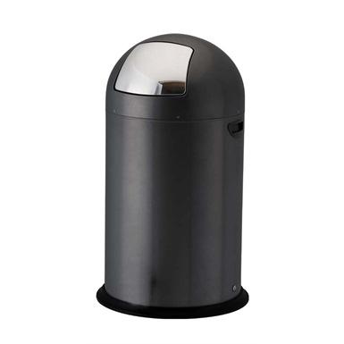 40 Litre Steel Push Bin