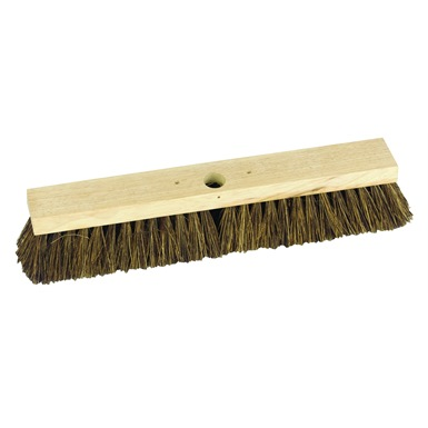 457mm Natural Bassine Platform Broom