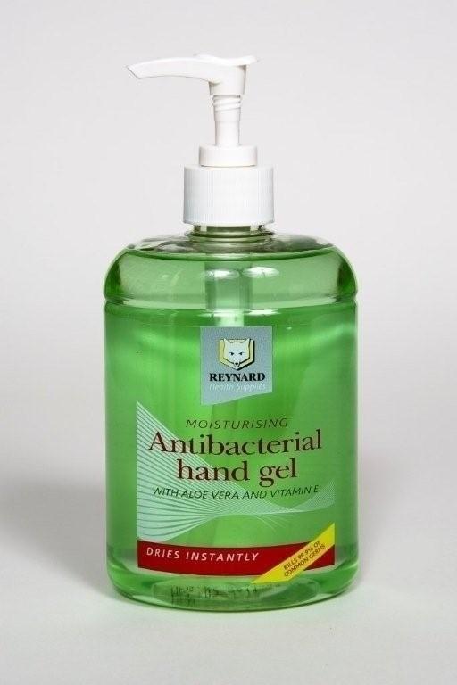 Anti Bacterial Hand Gel - Nightingale