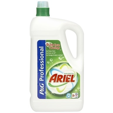 Ariel Biological Laundry Liquid (5lt)