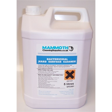 Bactericidal Hard Surface Cleaner