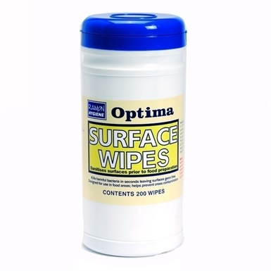 Bactericidal Surface Wet Wipes (200 sheets)