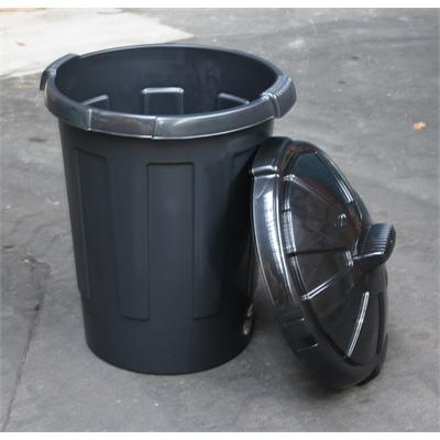 Glad 70l Heavy Duty Clear Garbage Bags 50pk