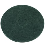 Black Floor Pad Light Stripping (15inch) - TF15B