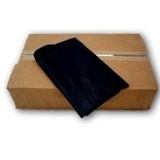 Black Refuse Sacks Heavy Duty Bin Bags (Box 200) - Volga-BRS006
