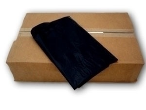 Black Refuse Sacks Heavy Duty Bin Bags (Box 200)