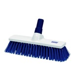 Blue Autoclavable Food Safe Yard Broom - NHB13