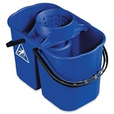 Blue Double Mop Bucket - 5250
