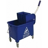 Blue Kentucky Mop Bucket - MC068