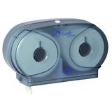 Blue Twin Roll Dispenser - ESP840W-B