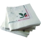 Christmas Napkins (40cm 2 Ply) - SPD614-CL