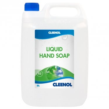 Cleenol 058190 Envirologicial Liquid Hand Soap - 2x5 Litres