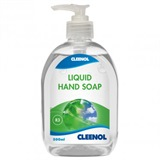 Cleenol 058212 Envirological Liquid Hand Soap - 6x500ml - 058212