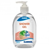 Cleenol 058314 Envirological Shower Gel (6x500ml) - 058314