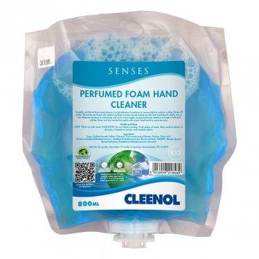 Cleenol 074148 Senses Perfumed Foam Hand Cleaner (3x800ml)
