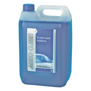 Cleenol Auto Cleen Screen Wash Additive 2x5L