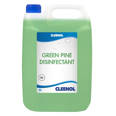 Cleenol Green Pine Disinfectant 2x5L