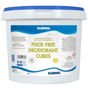 Cleenol PDCB Free Toilet Cubes