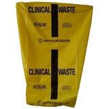 Clinical Waste Tiger Bags - 250 bags - Tiger-BRS102