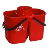 Double 8 plus 6 litre Mop Bucket - 5250