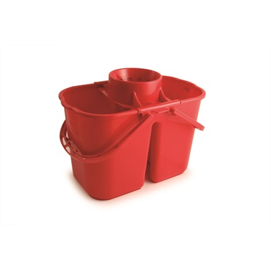 Double 8 plus 6 litre Mop Bucket