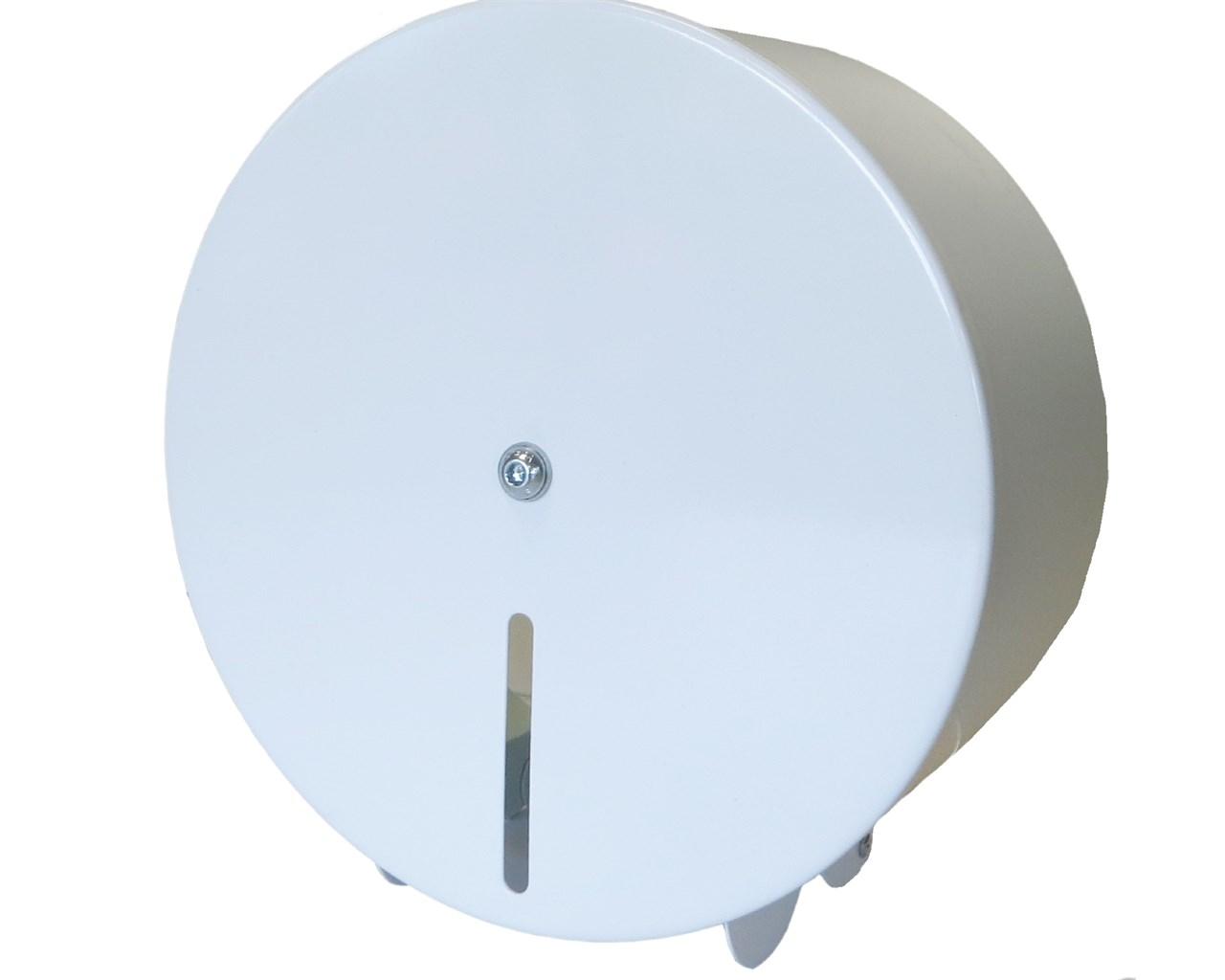 Enigma Metal Mini Jumbo Toilet Roll Dispenser
