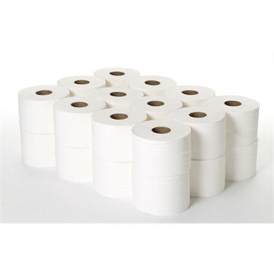 ESP 2-ply Micro Jumbo Toilet Rolls