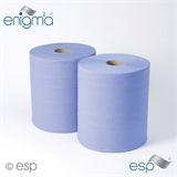 ESP Blue Maxi Industrial Wiper Roll - IBL100