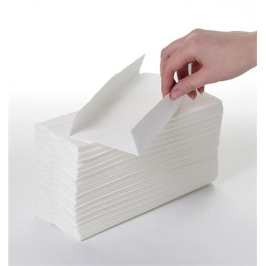 ESP C Fold Paper Hand Towels White (2 Ply)