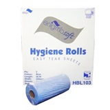 """ESP Enigma 10"""" 3 Ply Couch Roll Blue (24 Rolls) - HBL103"""
