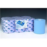 ESP Enigma Centre Feed Rolls Blue (Embossed) - CBL375SE