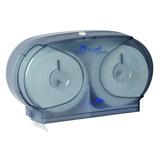 ESP Twin Coreless Toilet Roll Dispenser - ESP830B-W