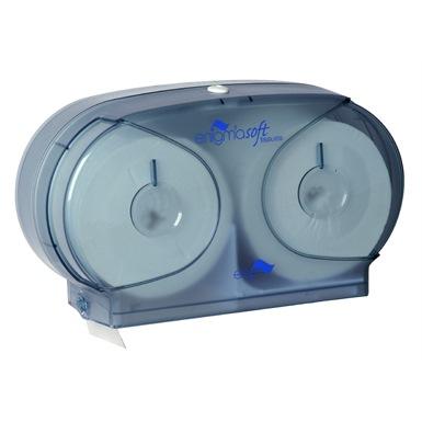 ESP Twin Coreless Toilet Roll Dispenser