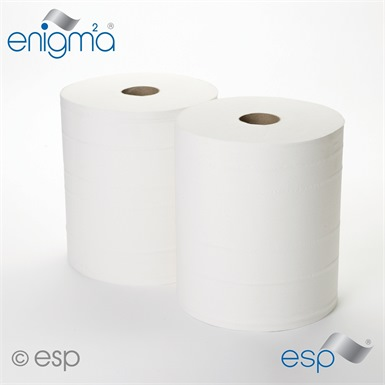 ESP White Industrial Work Shop Rolls