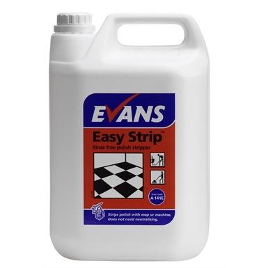 Evans Easy Strip Fast Rinse Free Polish Stripper