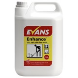 Evans Enhance Ultra High Solids Metallised Floor Polish - A098E-CL