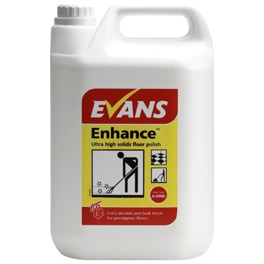Evans Enhance Ultra High Solids Metallised Floor Polish