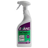 Evans Final Touch RTU 750ml Washroom Sanitiser - A060AEV-CL