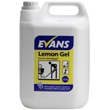 Evans Lemon Gel Neutral Cleaning Gel - A013E