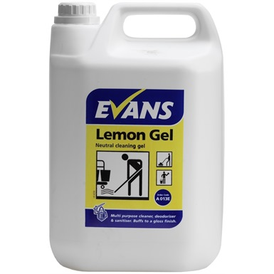 Evans Lemon Gel Neutral Cleaning Gel