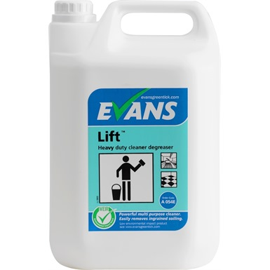 Evans Lift Heavy Duty Cleaner Degreaser