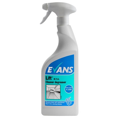 Evans Lift R.T.U 750ml Heavy Duty Cleaner Degreaser