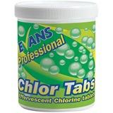 Evans Professional Chlor Tabs - C037AEV-CL