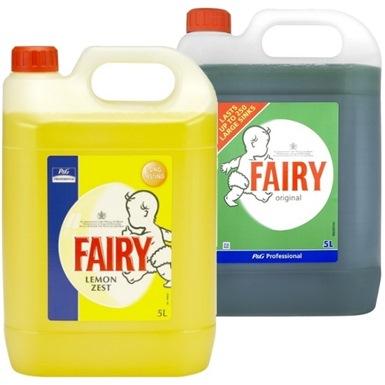 Fairy Liquid (5 litres)
