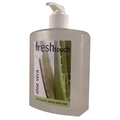Fresh Touch Aloe Vera Soap & Body Wash
