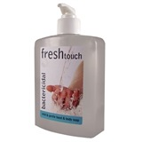 Fresh Touch Bactericidal Hand & Body Wash Soap - SPD1321-CL