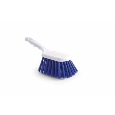 General Purpose Stiff Pvc Bristle Utility Hand Brush